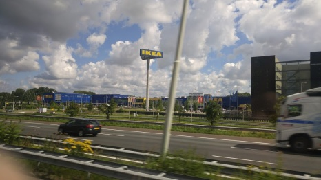 A random IKEA in the Netherlands