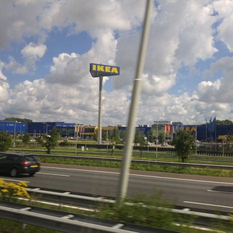 A random IKEA in the Netherlands