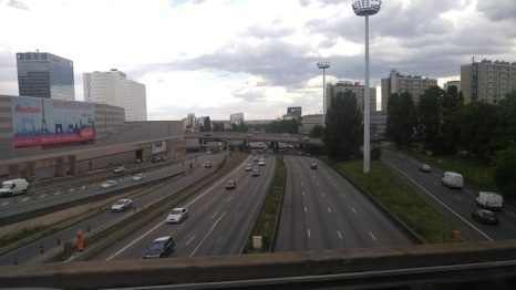 Paris Freeway