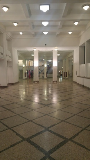 Bozar Entrance Hall