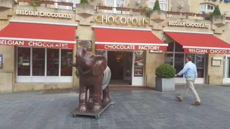The Chocolate Factory!