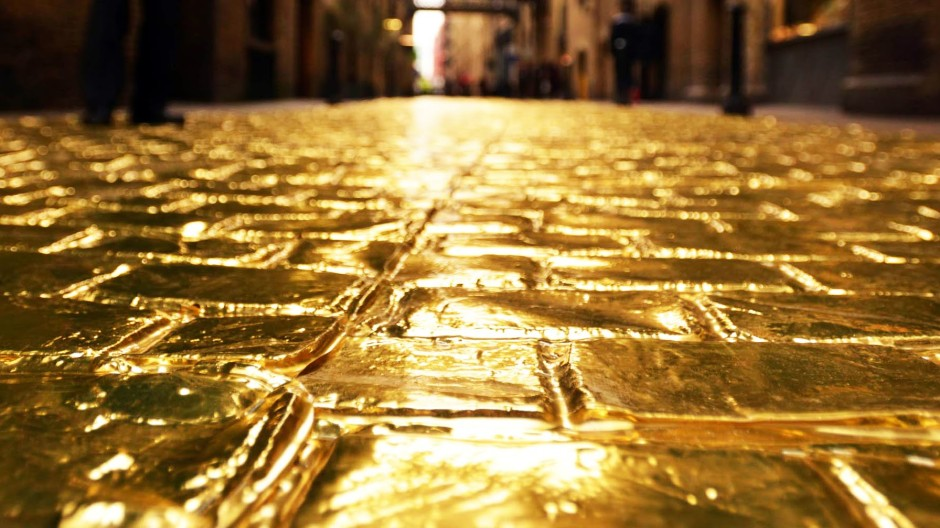 gold-brick-road