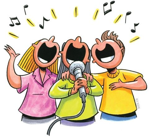 singing-together-clipart