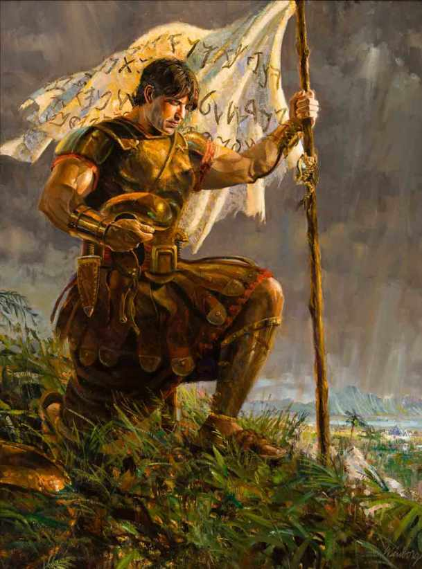 captain-moroni-and-the-title-of-liberty-winborg