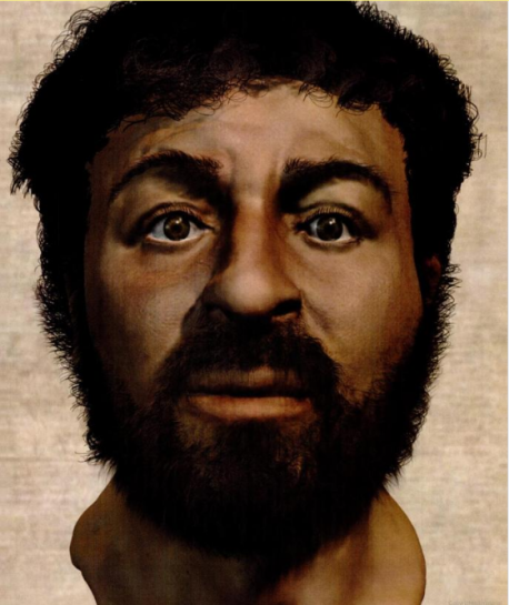 Jesus-Real-Face