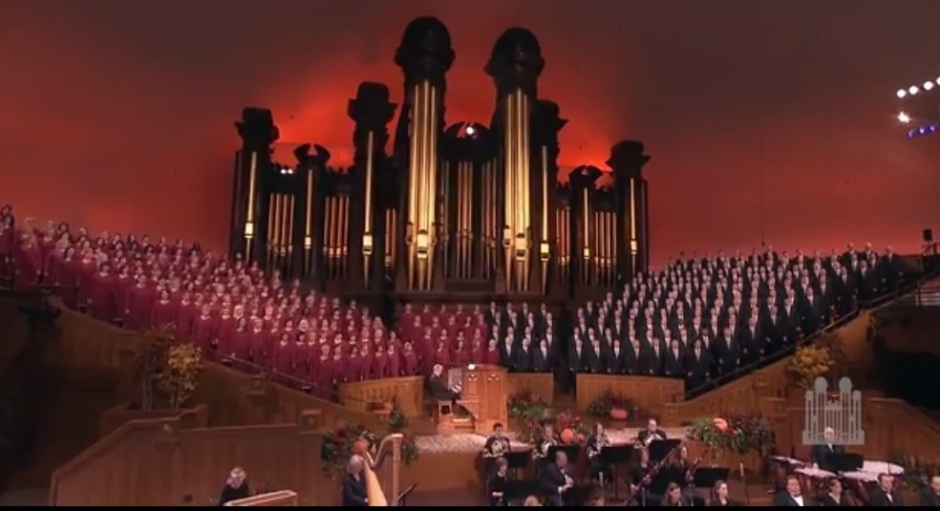 Mormon Tabernacle Choir_Come Thou Fount