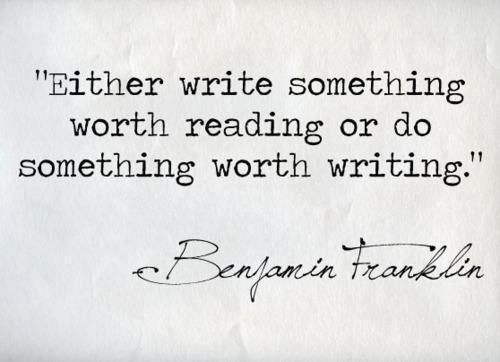 writing-ben-franklin