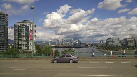 Farewell Vancouver!