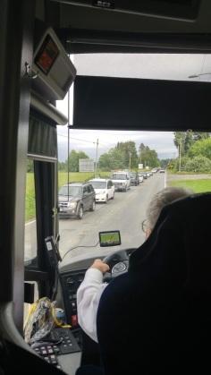 Detouring Traffic Jam