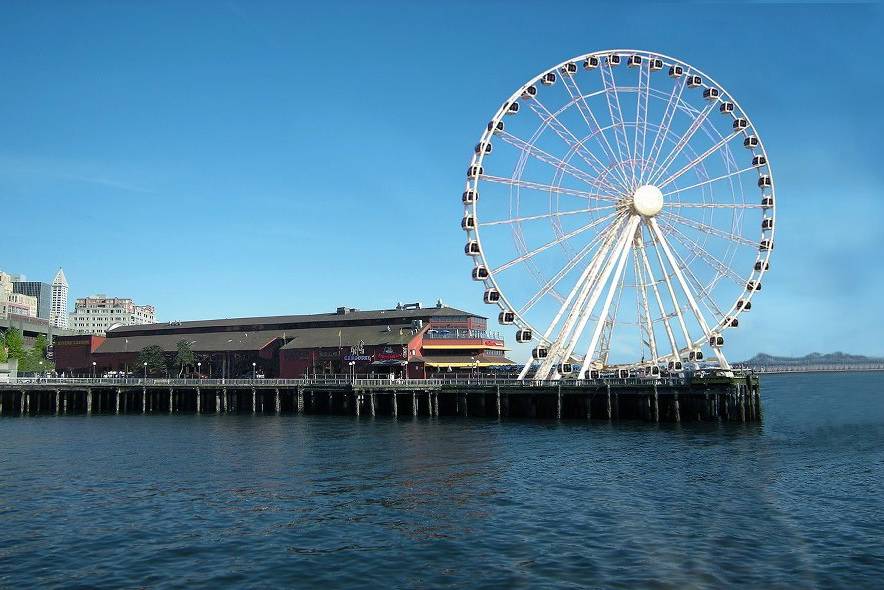 great wheel seattle