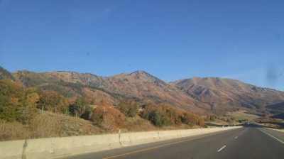 Sardine Canyon - Fall Colors