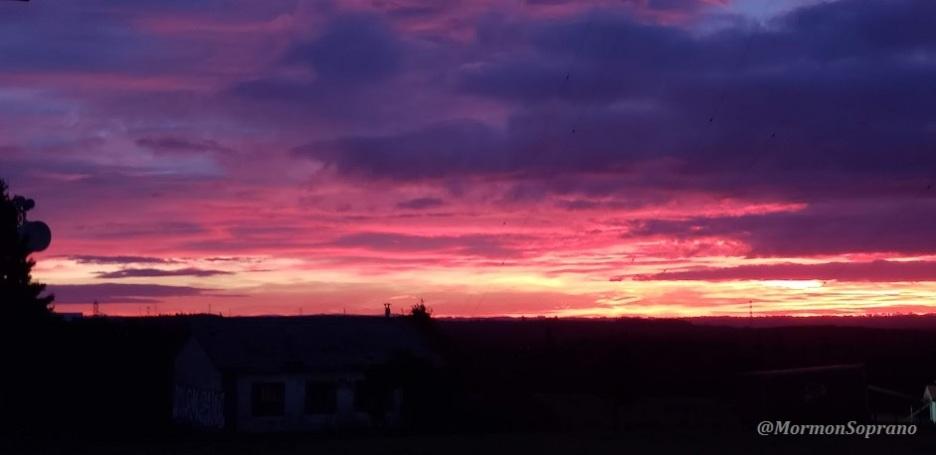 Sunrise 07:30