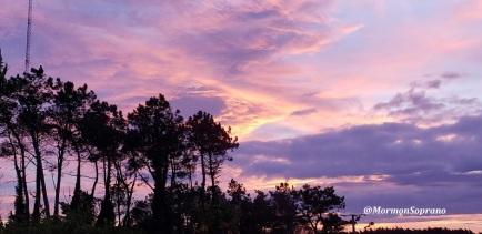Sunrise 07:50